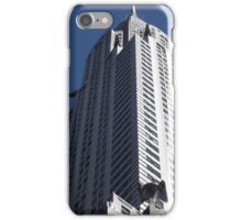 Classic Architecture, Chrysler Building, 42nd Street, New York City  iPhone Case/Skin
