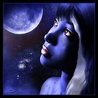Blue Moon by Nameda