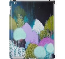 Night Blossoms II iPad Case/Skin