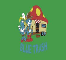 Blue Trash by thatdavieguy