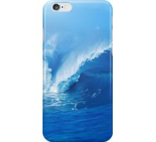 Teahupoo 4d2 iPhone Case/Skin