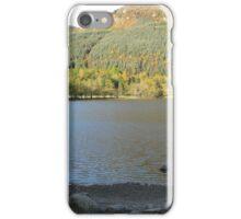 WAYSIDE STOP - SCOTLAND iPhone Case/Skin