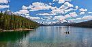 Maligne Lake by Alex Preiss