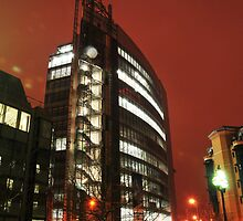 The Blade Building Reading, Berkshire UK by ClaretBadger