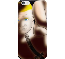 Brock Lesnar - The Beast iPhone Case/Skin