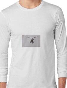 Medical Helicopter Long Sleeve T-Shirt