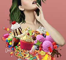Sweet Katy by Devis Pederzini
