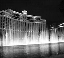 Bellagio Fountain by Alyssa Passlow