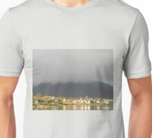 STORM OVER PORTEE ISLE OF SKYE SCOTLAND Unisex T-Shirt