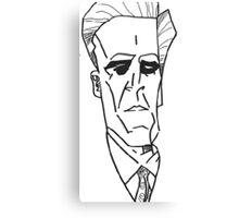 Everyday Businessman Canvas Print