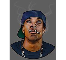 Smokey from Friday  Photographic Print