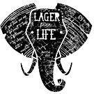 lager than life by stuarthole