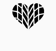 Tire heart Unisex T-Shirt