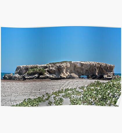 Two Rocks Western Australia Poster