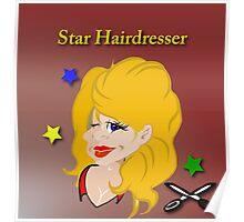 Star Hairdresser Poster