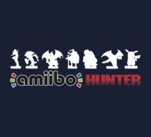 The Amiibo Hunter Shirt #3 Kids Clothes