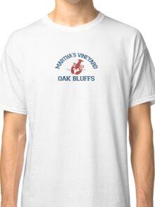 Oak Bluffs - Martha's Vineyard.  Classic T-Shirt