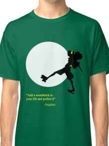 Samurai Champloo -Nujabes Classic T-Shirt