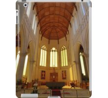 Sacred Heart Cathedral (1) iPad Case/Skin