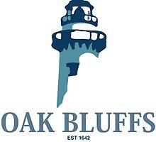 Oak Bluffs - Martha's Vineyard.  by ishore1