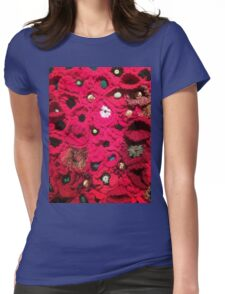 Rememberance Womens Fitted T-Shirt