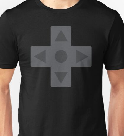 D-Pad Dimension Unisex T-Shirt