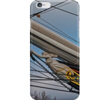 Cutty Sark, Greenwich, London, England iPhone Case/Skin