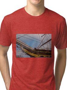 Cutty Sark, Greenwich, London, England Tri-blend T-Shirt