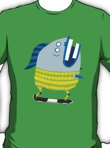 Skater Fish T-Shirt