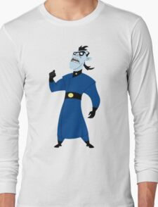 Dr. Drakken Long Sleeve T-Shirt