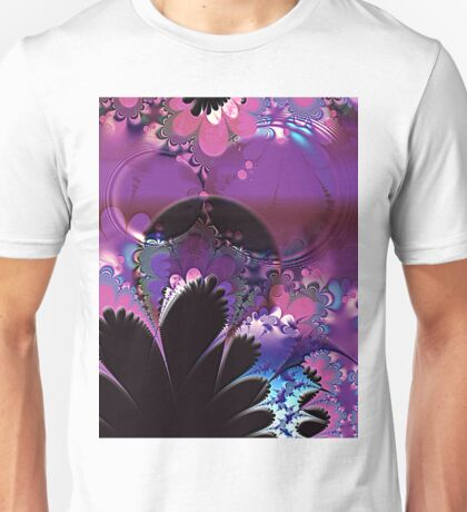 Amidst the Fronds Unisex T-Shirt