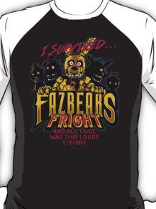 Fazbear's Fright T-Shirt
