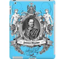 Hetman Ivan Stepanovych Mazepa iPad Case/Skin