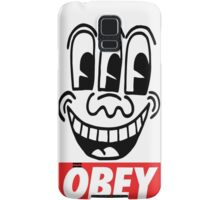 Obey Keith Haring Samsung Galaxy Case/Skin