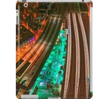 The Railways and The City, London, England iPad Case/Skin