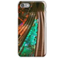 The Railways and The City, London, England iPhone Case/Skin