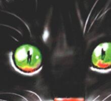Animal Prints Cat Sticker