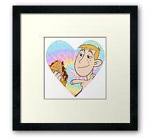 Ron Stoppable Framed Print