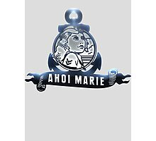 Ahoy Marie Photographic Print