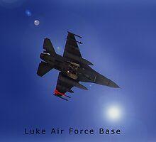 Luke Air Force Base by Dennis Begnoche Jr.