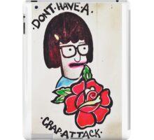 Crap Attack iPad Case/Skin