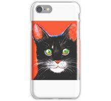 Animal Prints Cat iPhone Case/Skin