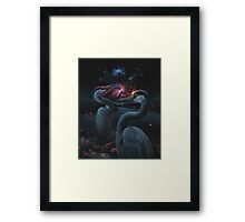 Night Life Framed Print