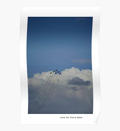 Reaching for the skies!!! Poster