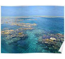 Lagoon Dreaming II Poster