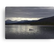 Huon Mornings Canvas Print