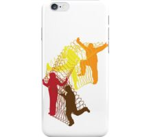 Chickens Don't Clap! iPhone Case/Skin