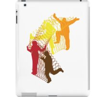 Chickens Don't Clap! iPad Case/Skin