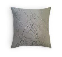 TIGER SPRITE Throw Pillow