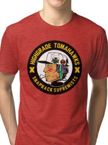 Highgrade Tomahawks Tri-blend T-Shirt